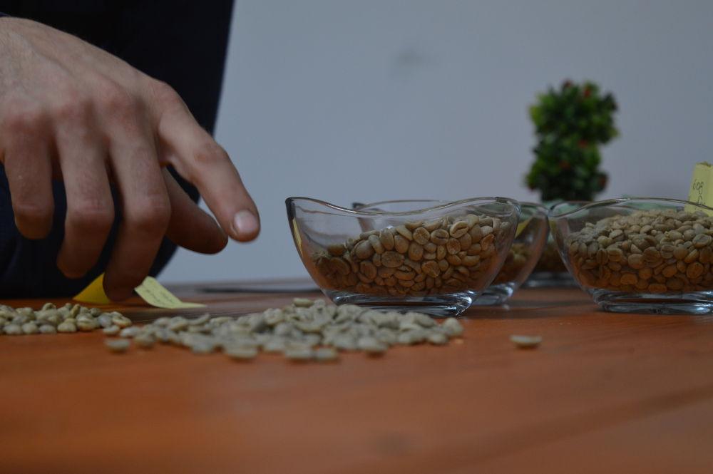 Ημερίδα στην Ibi Coffees για τους μαθητές των Datalabs Barista σεμιναρίων