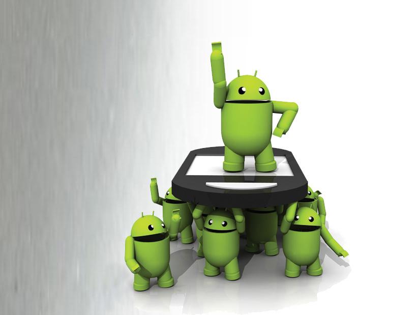 Σεμινάριο Ανάπτυξη εφαρμογών Android